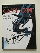 EO 1999 (comme neuf) - Capricorne 4 (le cube numérique) - Andreas - Lombard