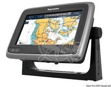 Raymarine a75-GD Multifunction Chartplotter with Navigation Charts