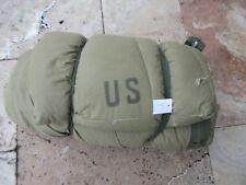 US Army Schlafsack Mountain Sleeping Bag Type I M-1949 Nam Korea Vietnam WK2 #5