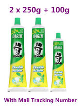 Darlie Double Action Toothpaste Natural Mint Jumbo value pack 600g 黑人雙重薄荷牙膏