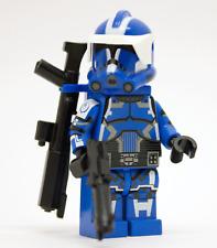 Personalizado Lego Star Wars Clone Trooper 501st Legión-DC15A/S Blasters Y Mochila