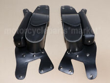 Water Bottle Drink Holder Saddlebag Guard Bag Set Pair Harley Touring 3501-0715