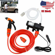 Watering & Irrigation Able Dc 12v Car Washer Pump High Pressure Pump Pump Sprayer Portable Durable Electric Washing Machine Ture 100% Guarantee