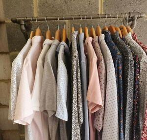 Industrial clothes rail retro urban,quirky rustic