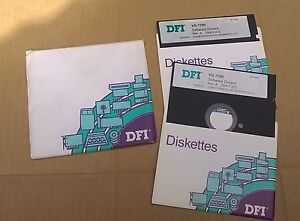 DFI VG-7700 Diamond Flower Inc. Software Drivers New Unused Guaranteed