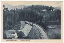 Talsperre Ansichtskarten aus Schlesien