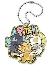 Card Captor Sakura Kero, Suppli and Momo Pita! Acrylic Key Chain NEW