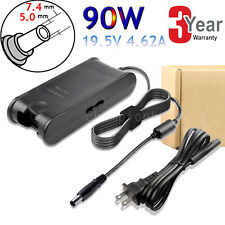 For Dell Latitude E7250 E7450 E6540 E6520 90W Laptop Power Adapter Charger
