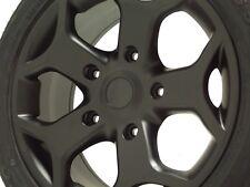 "18"" Matt Black  Alloy Wheels Tyres Ford Transit Custom 2015 5x160 ST 2554518 103"