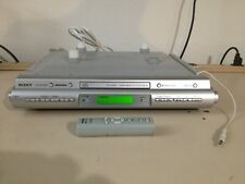 New listing Sony Under-Cabinet Mount Cd Player Icf-Cdk50 Compact Disc Player w/ Remote