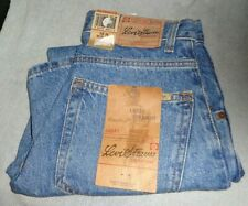NWT levis size 10 husky boys 29 x 25 loose straight leg Jeans (#2 OF 2 SELLING)