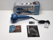 BaByliss PRO Nano Titanium MiraCurl Professional Curl Machine - Blue