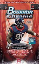 2014 Bowman Chrome Football Hobby Box - Factory Sealed!