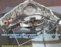 REPLACEMENT DEPLOYMENT BUCKLE FOR RAYMOND WEIL PARSIFAL 9541  Deployant clasp