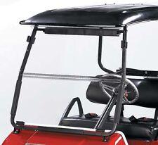 Club Car Golf Cart Part Fold Down Clear  Windshield 1982-1999 DS