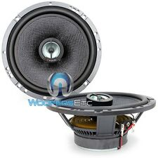 "FOCAL 165CA1SG 6.5"" CAR AUDIO 2-WAY ALUMINUM DOME TWEETERS COAXIAL SPEAKERS NEW"