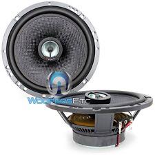 "FOCAL 165CA1SG 6.5"" CAR AUDIO 2-WAY ALUMINUM DOME TWEETERS COAXIAL SPEAKERS NEW"