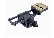 Velbon 4-Way Super Mag Slider Macro Focusing Alloy Head Adjusting Rail Magnesium