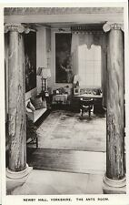 Yorkshire Postcard - Newby Hall - The Ante Room  A6767