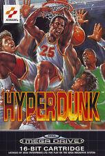 # SEGA MEGA DRIVE-Hyperdunk Basket-TOP/MD gioco #