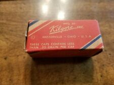 VINTAGE ORIGINAL KILGORE #150 SEALED BOX.