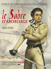 LE SABRE D'ABORDAGE MARINE ABORDAGE PIRATE CORSAIRE