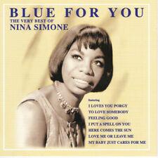 Nina Simone – Blue For You - The Very Best Of Nina Simone. CD. Mint. Sealed
