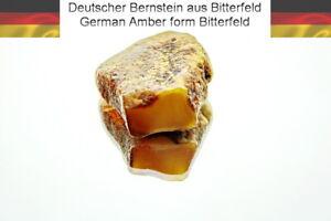 Bitterfelder Naturbernstein Rohbernstein 19 g