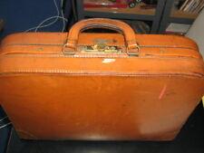Antike Leder - Aktentasche