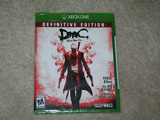 DMC DEVIL MAY CRY DEFINITIVE EDITION...XBOX ONE...***SEALED***BRAND NEW***!!!!!