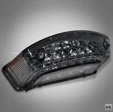 827 DUCATI MONSTER 600 750 900 LED Rücklicht Grau Hecklicht Heckleuchte