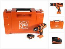 FEIN ASCM 18 QSW Akku Bohrschrauber 4-Gang71161264000+Koffer+3,0Ah-ohne Lader