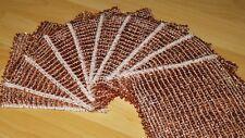 Kupfer Topfreiniger Reinigungstuch Kupferlappen 15 x 15cm - 10er Set