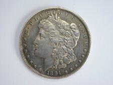 More details for 1891-cc morgan silver dollar coin