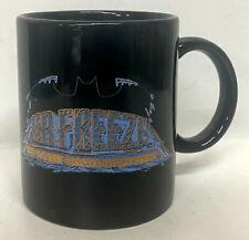 New listing 1997 Six Flags Over Texas Mr. Freeze Souvenir Roller Coaster Coffee Mug Batman