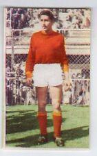 figurina - LAMPO CALCIO Stagione 1961 REC. numero 139 ROMA GHIGGIA