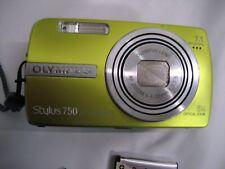 Olympus Stylus 740 7.1Mp Digital Camera Digital Image Stabilized 5x, View Screen
