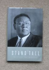 STAND TALL, by I. McKinnon, SIGNED, 1ST Ed. Printed 2000, HCDJ, LIKE NEW!