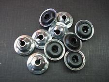 10 pcs 10-24 trim clip nuts with sealer fits Chrysler Plymouth Dodge Mopar
