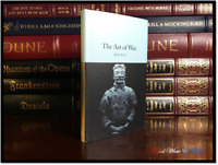 The Art of War by Sun Tzu Brand New Deluxe Cloth Bound Collectible Treatise