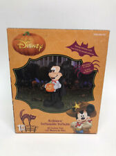 "Disney 42"" LED Airblown Vampire Mickey Mouse Outdoor Halloween Decor"