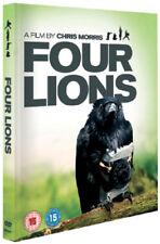 Four Lions DVD Kayvan Novak