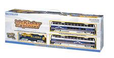 Bachmann HO McKinley Explorer Train Set 00743 NIB Bachman H-O NEW