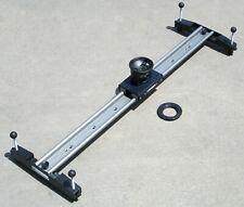 "Glidetrack Hybrid Video Camera Track Stablizer Slider Rail 40"" Inch 1 Meter"