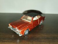 Vintage 1970s Corgi Toys Whizzwheels 313 Graham Hill's Ford Cortina GXL