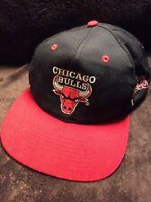 90's Chicago Bulls Vintage Twins NBA SnapBack Hat Michael Jordan