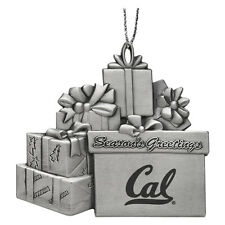 University of California - Berkeley - Pewter Gift Package Ornament