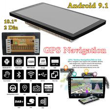 "10.1"" 2Din Android9.1 Bluetooth Car GPS Navigation Stereo Radio USB Wifi DAB DTV"