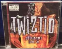 Twiztid - Mutant CD & DVD insane clown posse esham  psychopathic records rydas