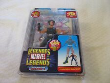 Toy Biz Marvel Legends Giant Man Series Age of Apocalypse Weapon X Action Figure